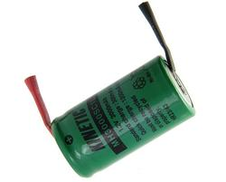 Akumulator; Ni-Mh; MH3000SC1L; 1,2V; 3000mAh; fi 22,2x42,6mm; do lutowania; 2 piny; Kinetic