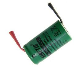 Akumulator; Ni-Mh; MH2800SC1L; 1,2V; 2800mAh; fi 22,2x42,6mm; do lutowania; 2 piny; Kinetic